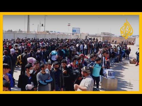 آلاف اللاجئين الأفغان يعودون لبلادهم من إيران هربا من كورونا  - 15:59-2020 / 3 / 26