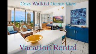 Waikiki Banyan Vacation Rental  Unit #1002