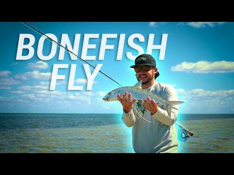 Tying My Favorite Fly For Big Bonefish - (Plus SICK Bonefishing In Miami!)