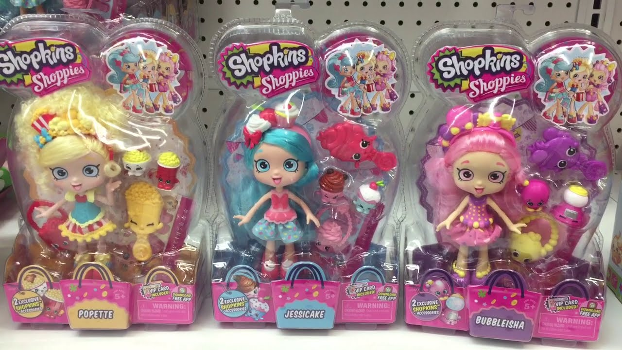 Toy hunting 20 shopkins shoppies dolls star wars ninja turtles