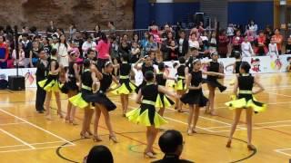 2017.04.22 第60屆體育節校際團體舞公開賽 - 亞