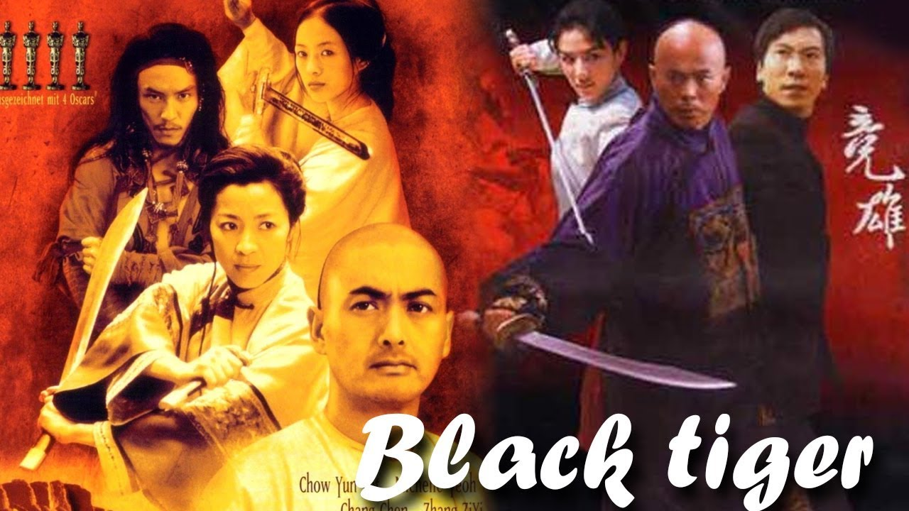 ब्लैक टाइगर | Black tiger | Hindi Dubbed Movie | Real Kungfu Movie
