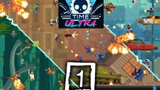 Los 80! - Ep. 1 - SUPER TIME FORCE ULTRA PC - Español - Gameplay