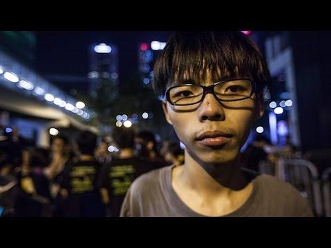 Joshua Wong: Student Leader Stokes Hong Kong Protests