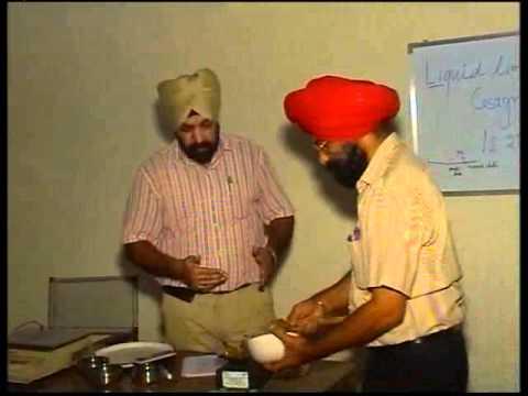 Liquid Limit & Plastic Limit Test Punjab PWD (B&R)