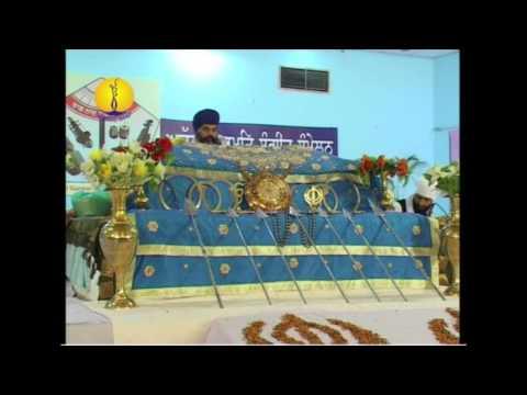 Adutti Gurmat Sangeet Samellan 2007 : Bhai Manjeet Singh Ji