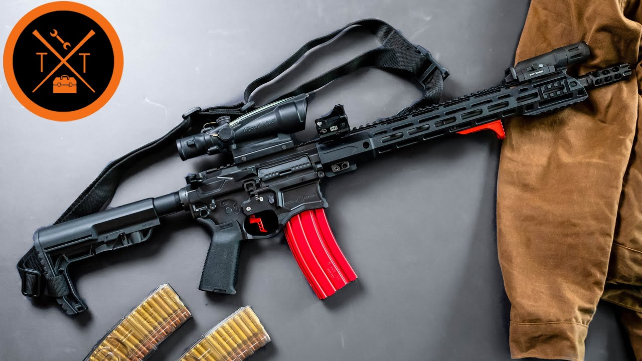 Why Can't Anyone Buy This AR-15? (w/Links in Description)