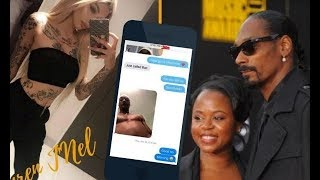 BUSTED! Snoop Dogg Caught Cheating | Celina Powell Spills The Tea ☕
