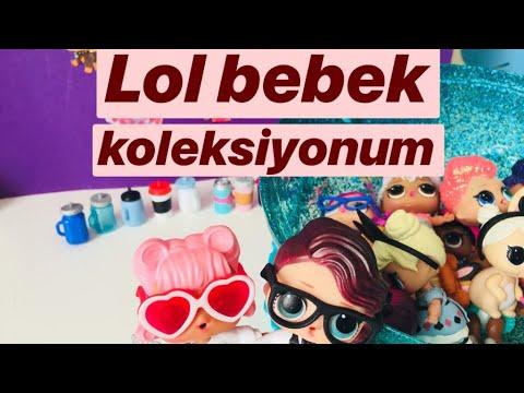 LOL BEBEK KOLEKSİYONUM