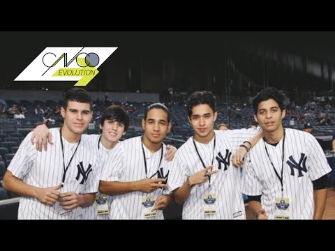 CNCO Evolution | They travel the world and live the unimaginable