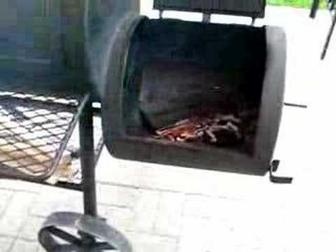 joe 39 s bbq smoker 2 youtube. Black Bedroom Furniture Sets. Home Design Ideas