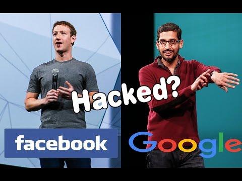 When MARK ZUKERBERG & SUNDER PICHAI  Got Hacked! Top 4 Dangerous Hackers In The World! 2017