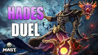 Hades Duel Gameplay | SMITE Masters Ranked | No Escape!