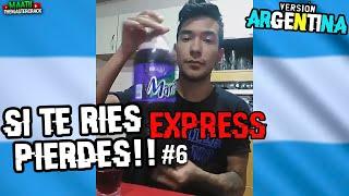 Si Te Ries Pierdes EXPRESS! ARGENTINA VERSIÓN!   #6     NIVEL SUPREMA (SIN FRITAS)   2019