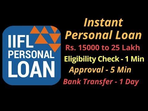 instant Personal Loan from IIFL | IGO personal Loan | GR K Videos