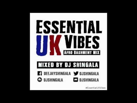 UK Afro Bashment Mix 2017 - DJ Shingala feat. J Hus, Afro B, Belly Squad, Tion Wayne