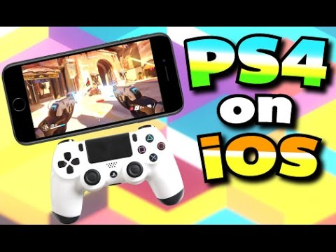 Play PS4 Games on iPhone, iPad, and iPod Touch - on iOS (NO COMPUTER) (NO JAILBREAK)