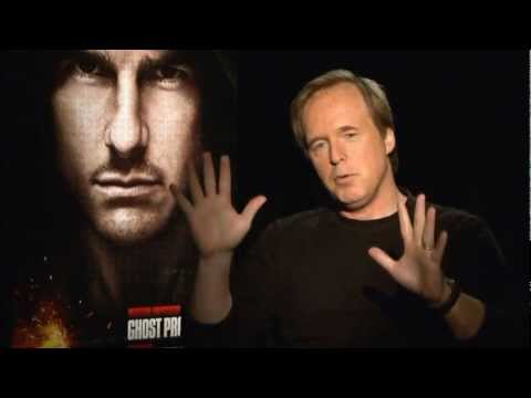 Brad Bird Interview