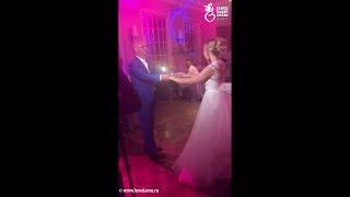 ТАНЕЦ ОТЦА И ДОЧЕРИ с сюрпризом на свадьбе!