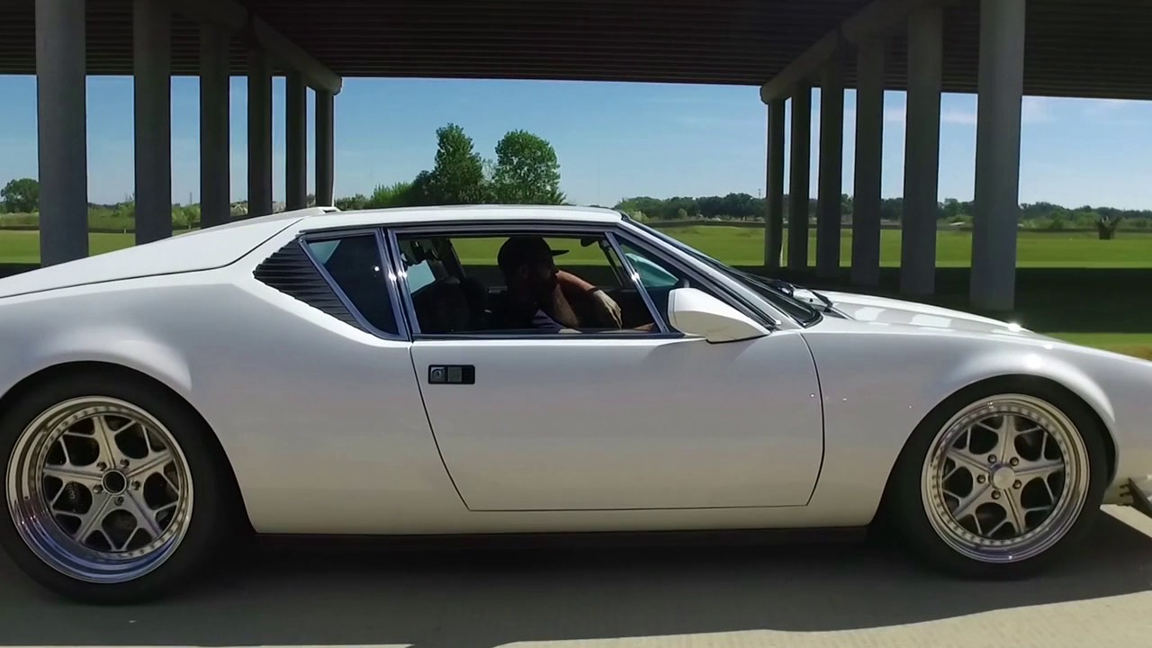1972 Pantera with an Ecoboost Twin-Turbo V6 – Engine Swap Depot