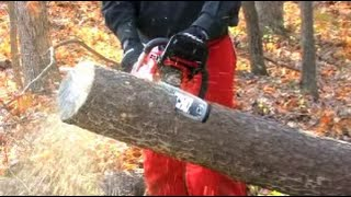 Chainsaw Basics: How t๐ Safely Use a Chainsaw
