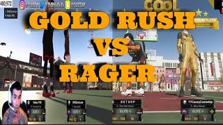 Nadex Vs The First Gold Rush Winner On Xbox 2k19 🤔