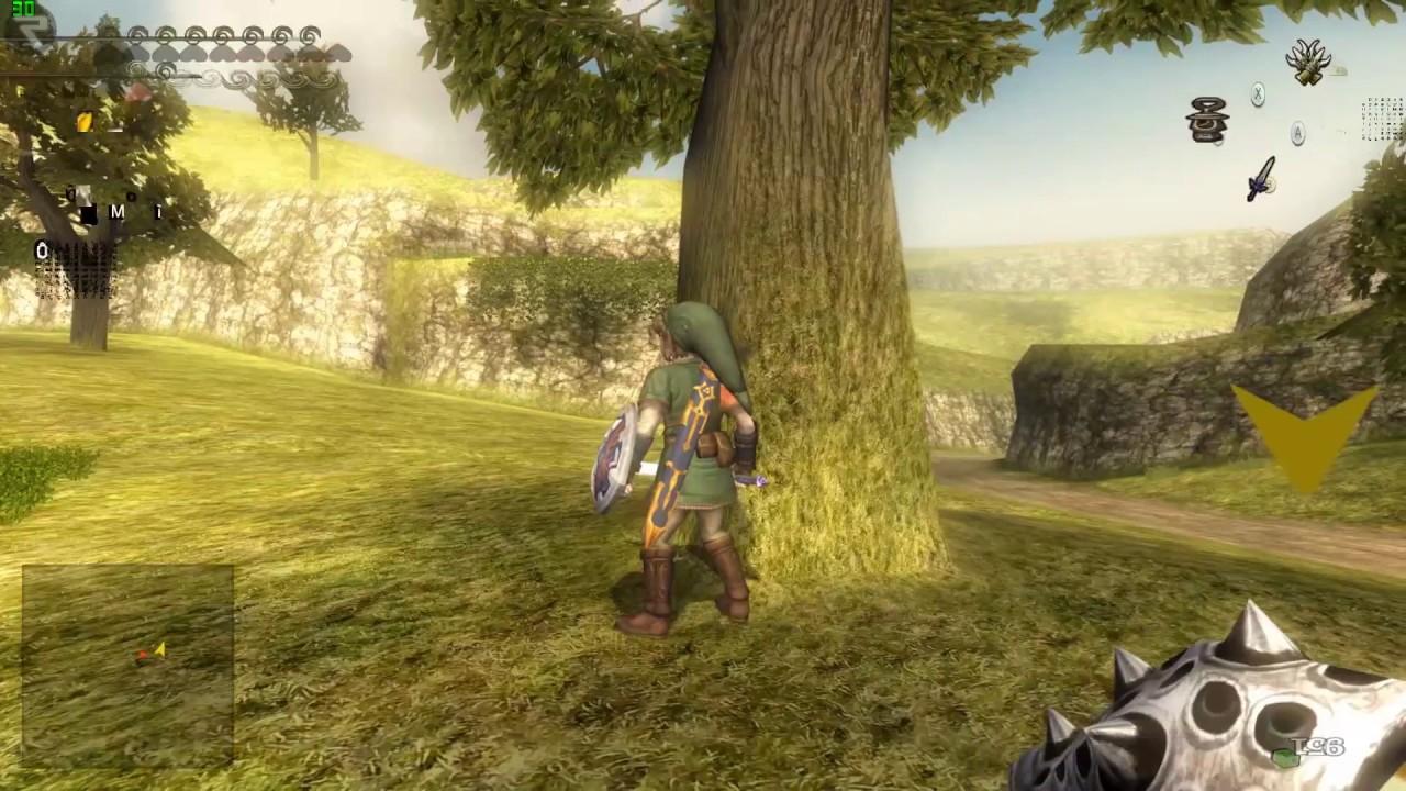 Cemu 1 7 3d | Zelda Twilight Princess | Shaders not Loading Properly  *epilepsy warning*