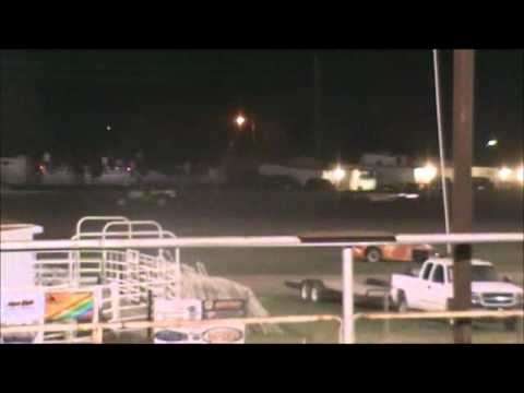 McCook Speedway 4/20/2012 Stock Car Feature