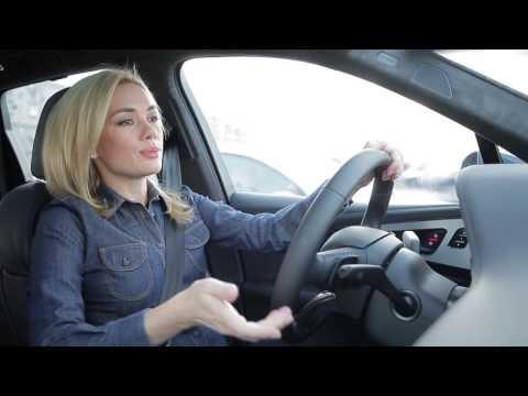 Тест драйв Audi Q7 Программа Разгон с Анастасией Трегубовой