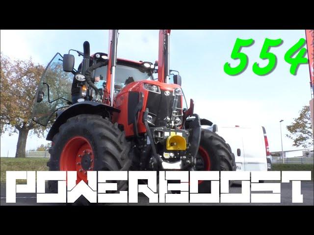 Un nouveau tracteur annoncé pour la fin de l'année !