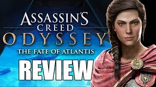 Assassin's Creed Odyssey: The Fate of Atlantis All Episodes Review (Video Game Video Review)