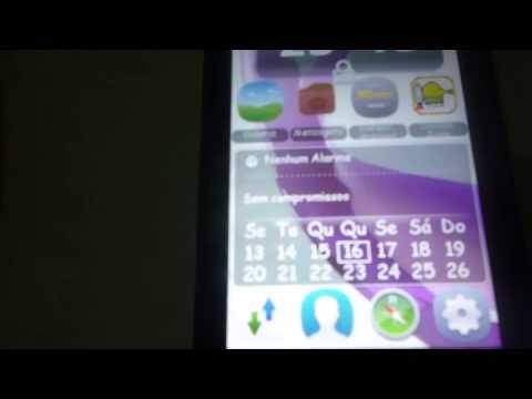 Nokia S60v5 (5233, C5-03, 5530 etc) Com interface Symbian Belle - SPB Tema