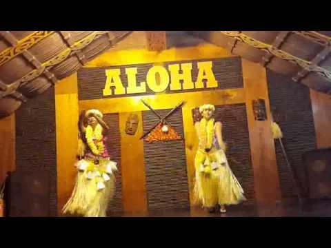 Aloha Dance in Windows of The World Shenzhen