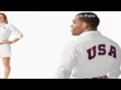 Team USA Debuts New Olympic Uniforms