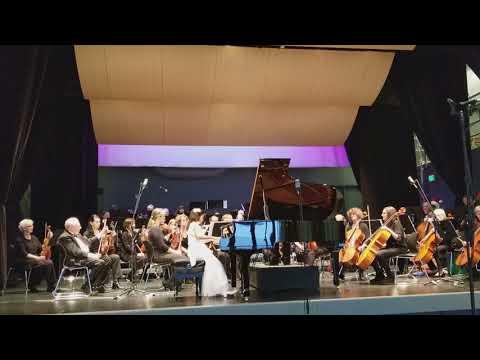 Eunrae Kim(9yr old)- Concerto No 17 in G Major, I Allegro by Mozart