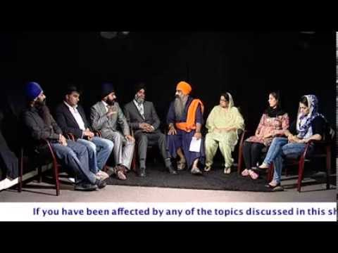 SAS Sikh Ethics Special aired on 2/9/13 on Sikh channel after BBC Inside Out London special