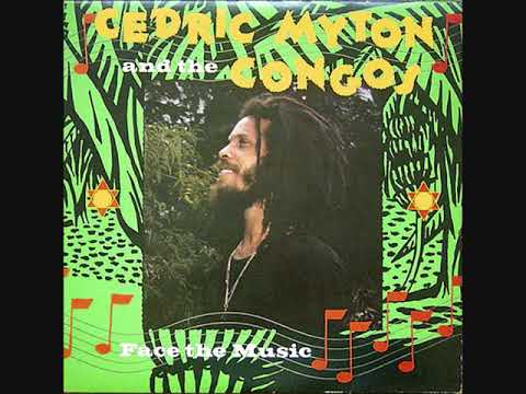 Cerdic Myton And The Congos - Face The Music - 1981 (Full)