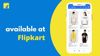 Finally we are available at Flipkrt 🎉