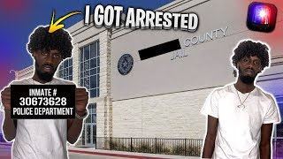 THIS IS HOW I GOT LOCKED UP !  * FREE CHARC *