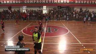 Campeonato Carioca de Futsal - Sub09 - Flamengo x Botafogo