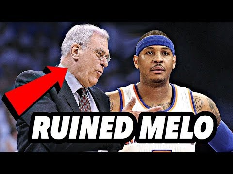 Meet The Man That RUINED Carmelo Anthonys Career!