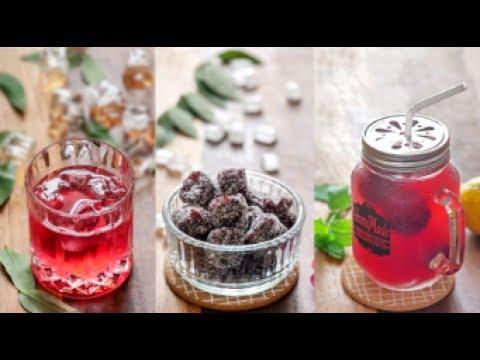 【曼食慢语】三种杨梅做法,留住初夏的味道  *4K