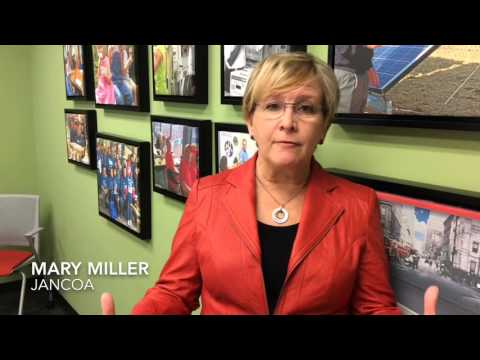 Road Map Institute (RMI) - Mary Miller, CEO, JANCOA