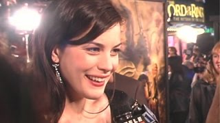 'The Lord Of The Rings: Return Of The King' Premiere