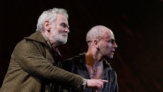 Official Clip | Creature Sees Snow For First Time | Frankenstein: National Theatre at Home
