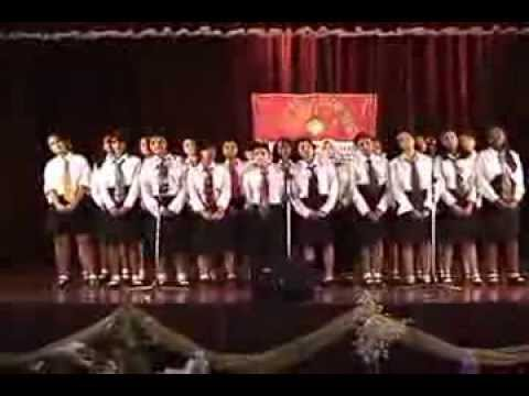 Welcome Song. Music & Lyrics by Theo Rodrigues FAIPS DPS Kuwait