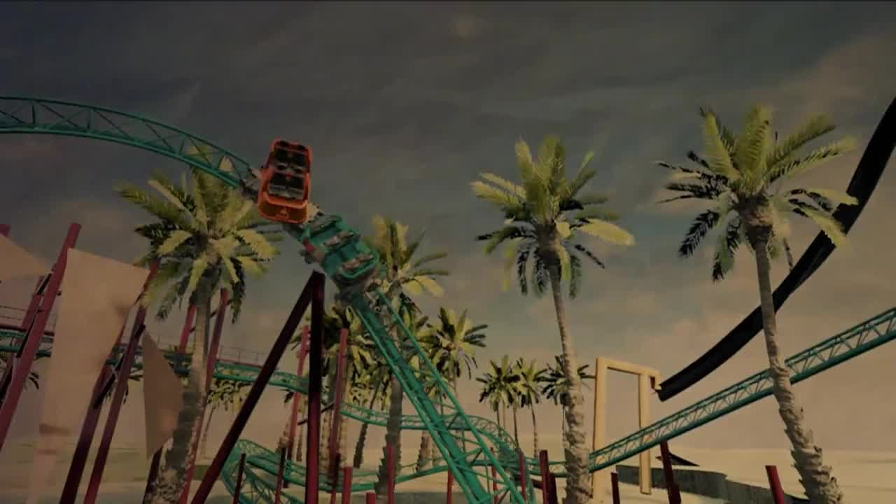 Busch Gardens to debut new spin coaster called Cobra\'s Curse - YouTube