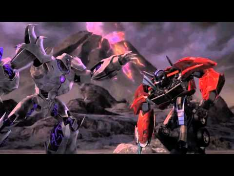 TFP: Optimus Prime vs Megatron : One Shall Fall