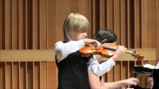 Download Antoni Ingielewicz (11 yo) - E.Lalo - Symphonie Espagnole op.21 (1st mov.) MP3 song and Music Video