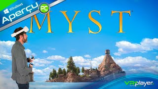 MYST en VR sur Quest : Gameplay Impression